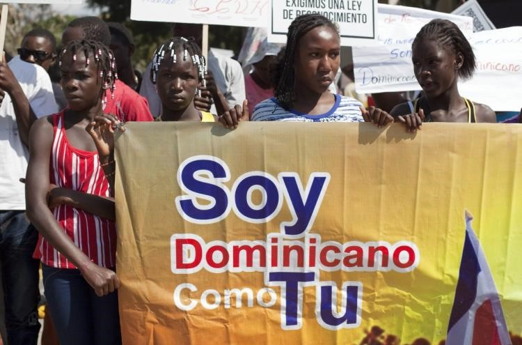 Dominican protest