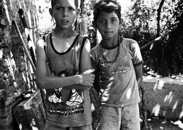 1.	Stateless Roma children in the Western Balkans © Greg Constantine